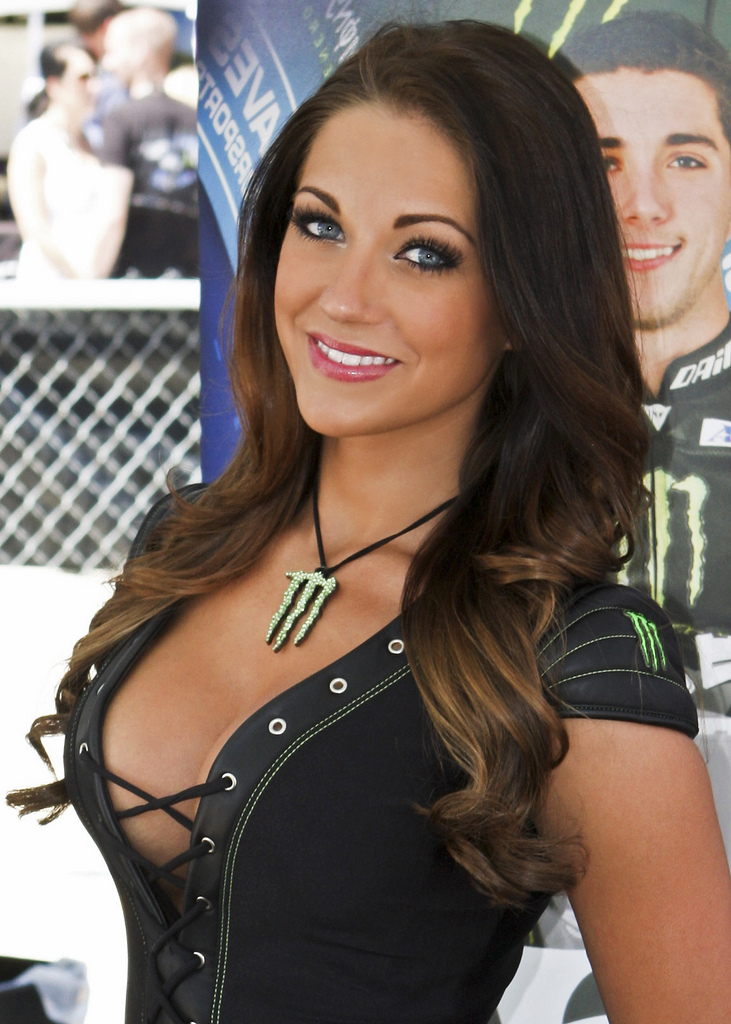 from Marc nude hot motocross girl