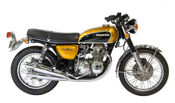 The History Of Honda Cb 500 Four Classic Motorcycle