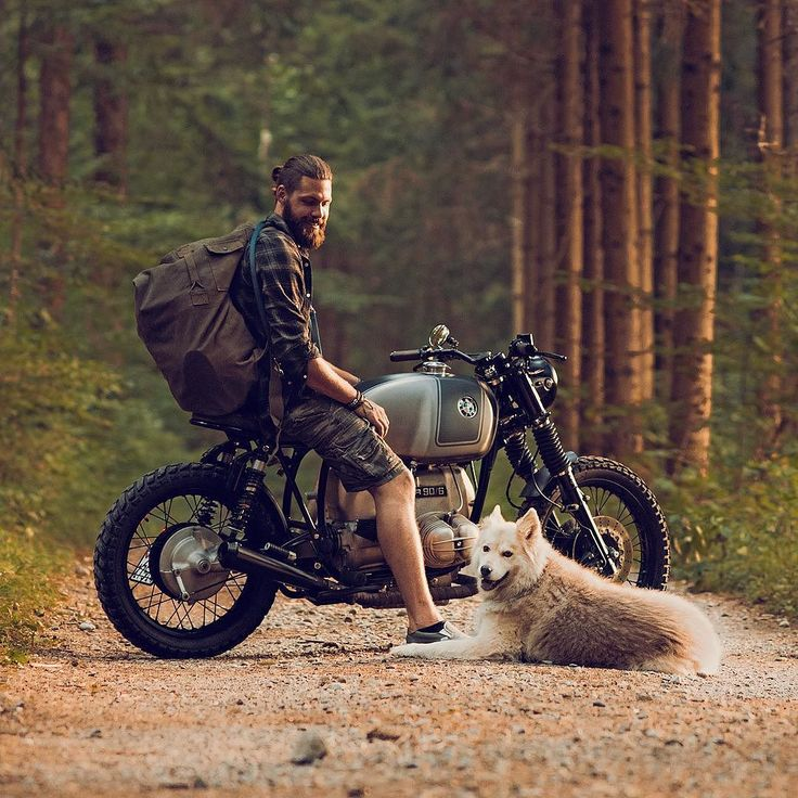 scrambler photo bmw